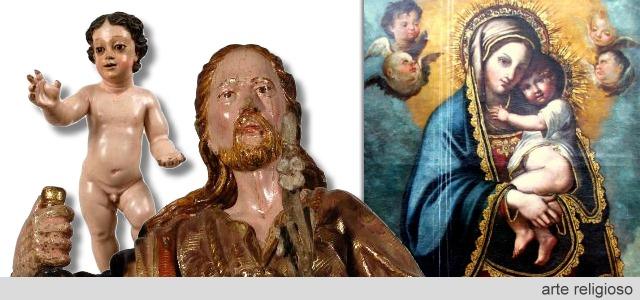 Arte religioso   Antigüedades